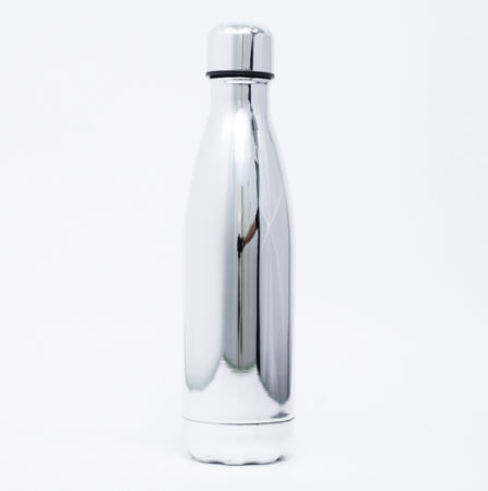 Chrome - Cola Bottle