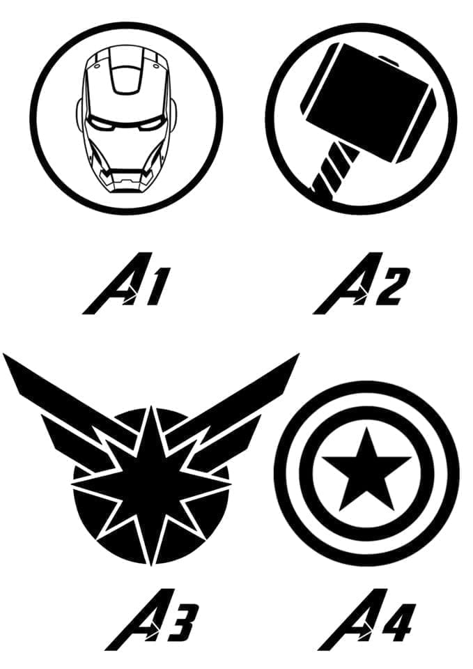 Comic Logo 1